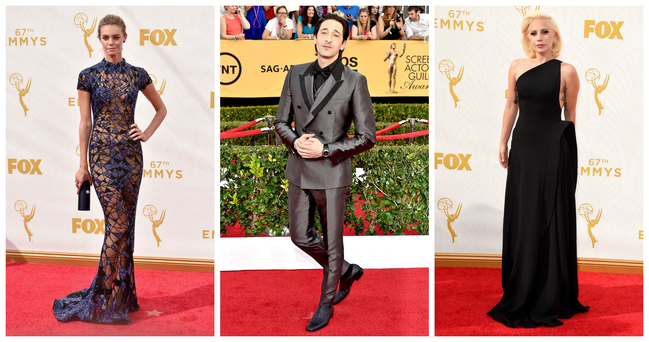 emmy awards 2015 best dressed