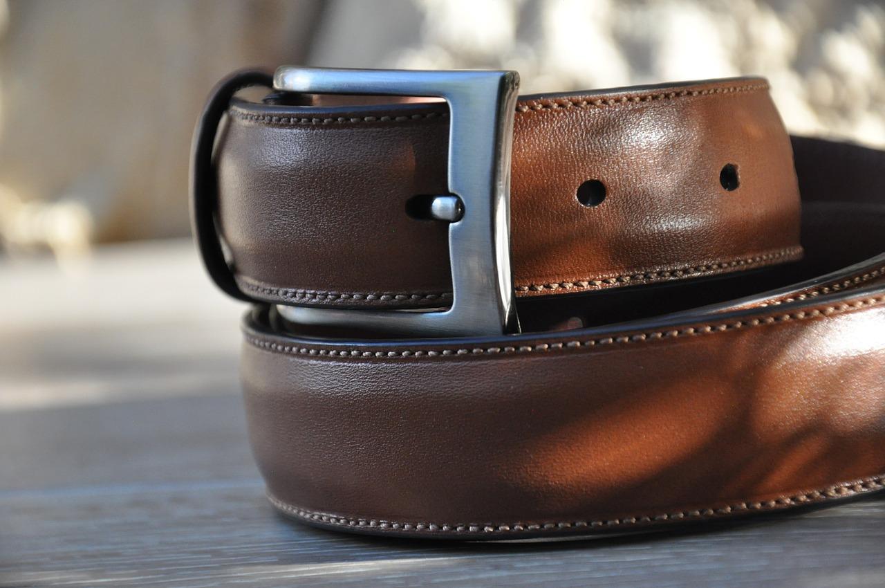 cinturones casuales